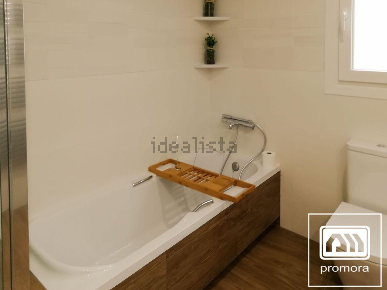 图像浴室地板在萨拉曼卡,马德里