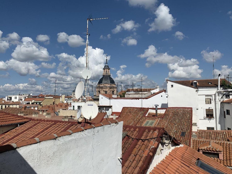 Imagen Terraza de piso en calle del Humilladero, 12, Palacio, Madrid