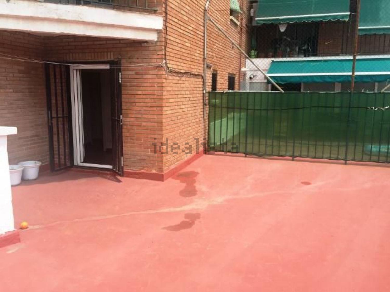 Imagen Terraza de piso en calle de la Oca, Vista Alegre, Madrid