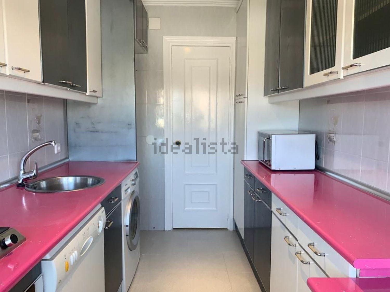 Imagen Cocina de piso en avenida de Monforte de Lemos, 111, Pilar, Madrid