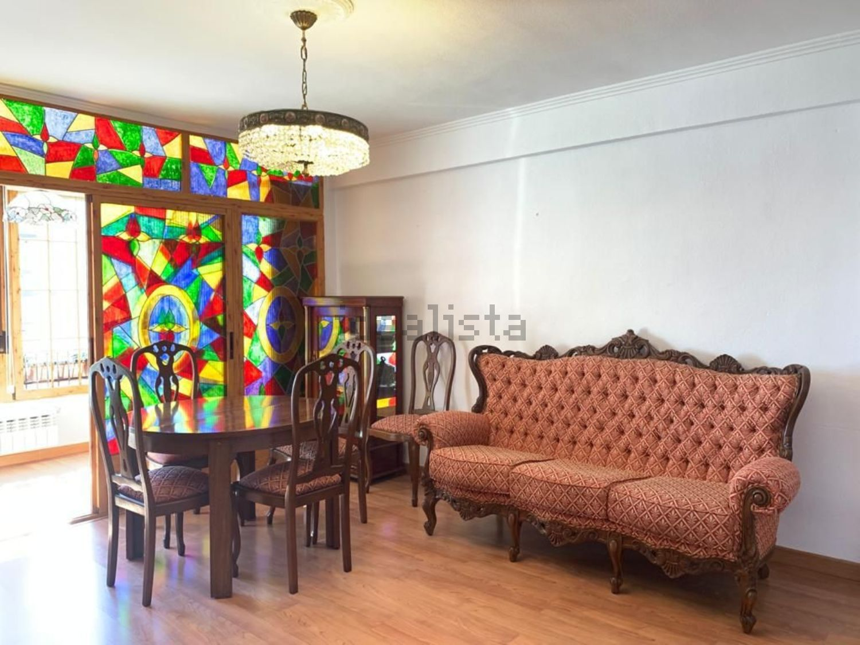 Imagen Salón de piso en avenida de Monforte de Lemos, 111, Pilar, Madrid
