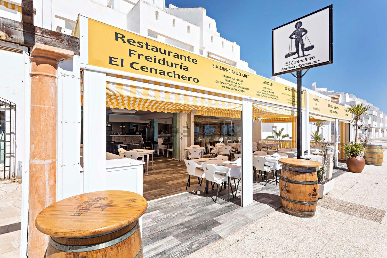 Imagen Fachada de local en paseo Marítimo, 247, Las Marinas, Vera