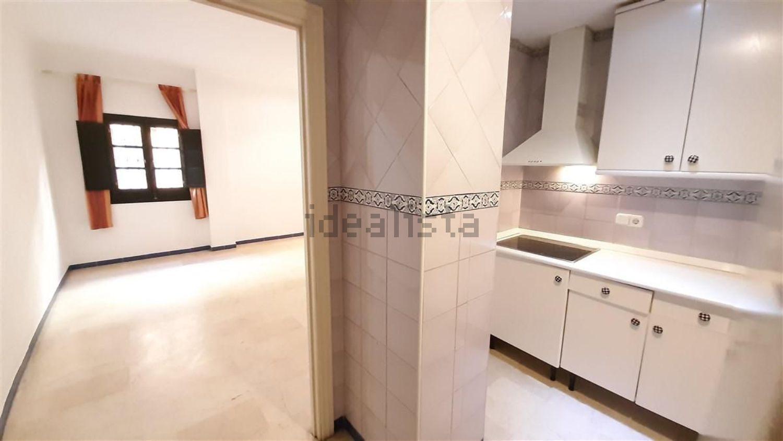 Imagen Cocina de piso en calle Reposo, 4, Plaza de la Gavidia-San Lorenzo, Sevilla