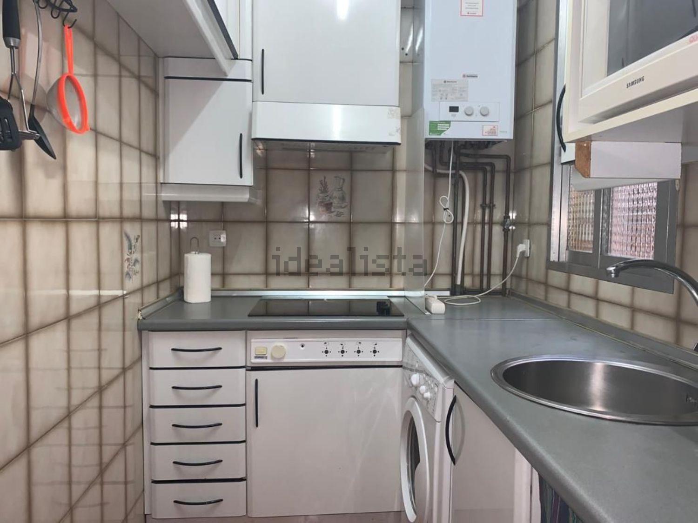 Imagen Cocina de piso en calle del Ventorrillo, 10, Lavapiés-Embajadores, Madrid