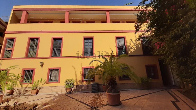 Imagen Fachada de piso en calle Reposo, 4, Plaza de la Gavidia-San Lorenzo, Sevilla