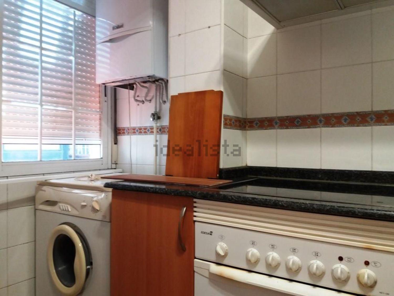 Imagen Cocina de piso en calle Serafín de Asís, 3, Lucero, Madrid