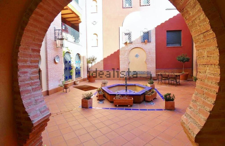Imagen Terraza de piso en  Bajada San Martín, 13, Casco Histórico, Toledo