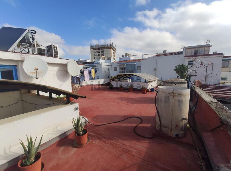 Imagen Terraza de piso en calle San Miguel, 15, Manantiales - Estación de Autobuses, Torremolinos