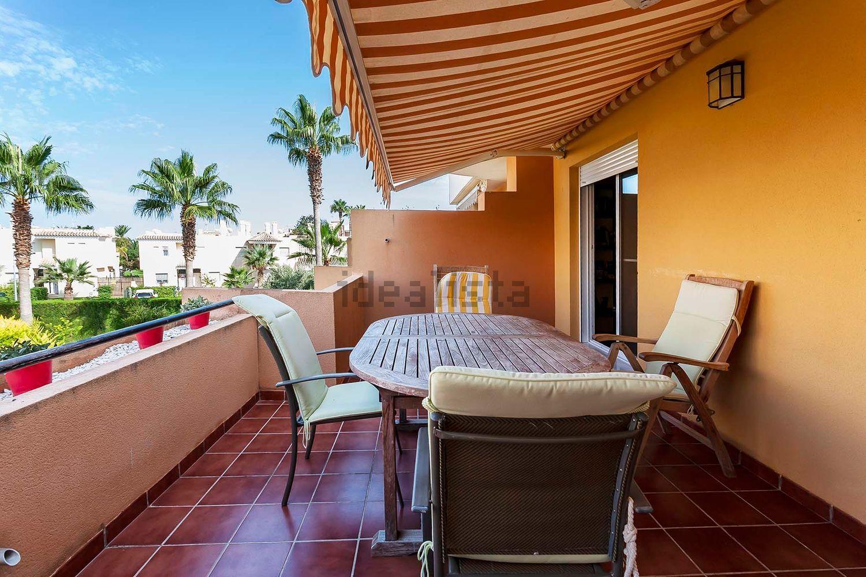 Imagen Terraza de piso en avenida Ciudad de Tarragona, 2, Vera Playa Naturista, Vera