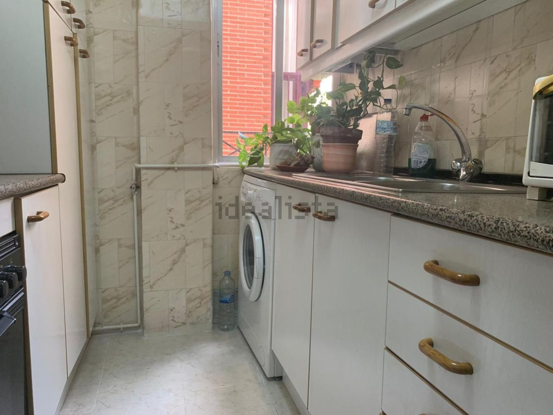 Imagen Cocina de piso en calle de Martín de Vargas, 23, Acacias, Madrid