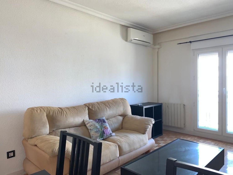Imagen Salón de piso en calle Caunedo, 46, Simancas, Madrid