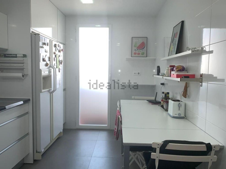Imagen Cocina de piso en avenida de Alfonso XIII, 152, Nueva España, Madrid