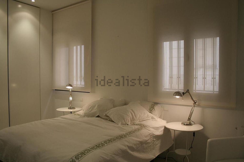 Imagen卧室地板在街道JoséOrtegay Gasset,Castellana,马德里