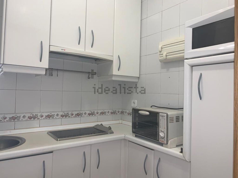 Imagen Cocina de piso en calle de Ventura Rodríguez, 20, Argüelles, Madrid