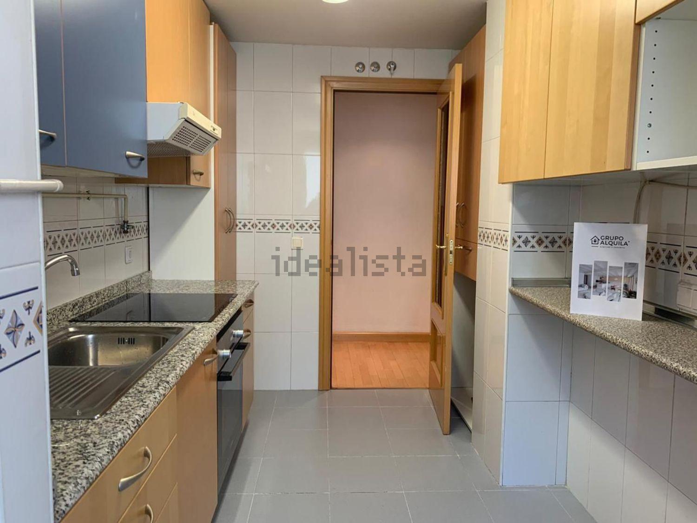 Imagen Cocina de piso en calle del Corindón, San Fermín, Madrid