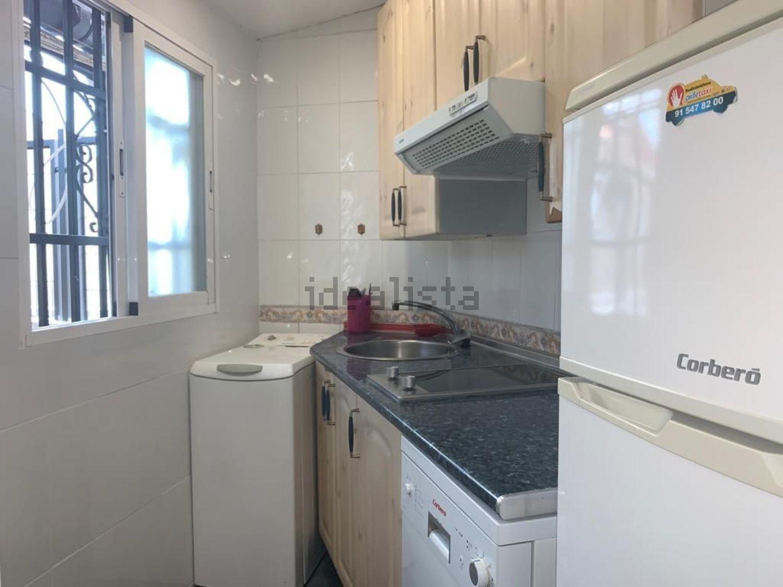 Imagen Cocina de ático en calle del Lucero, 45, Lucero, Madrid