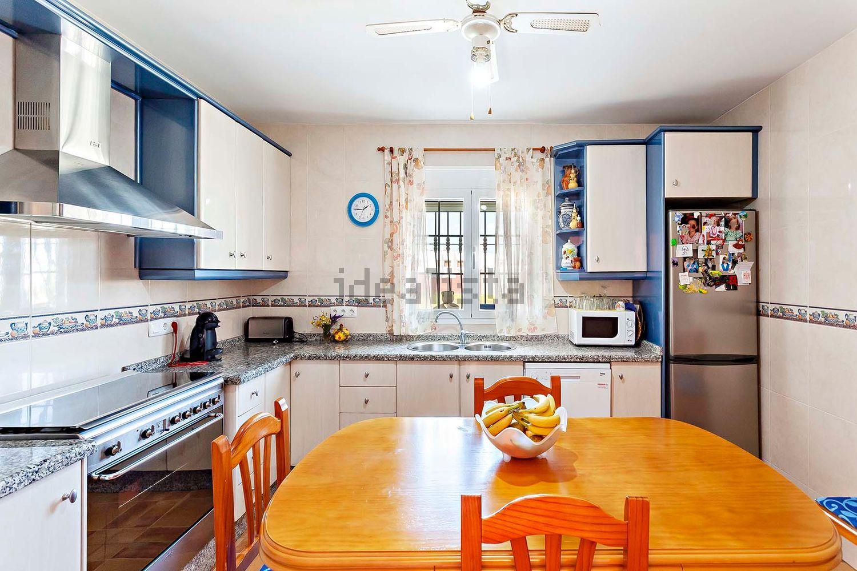 Imagen Cocina de  chalet adosado en calle Antonio Machado, 2, Turre