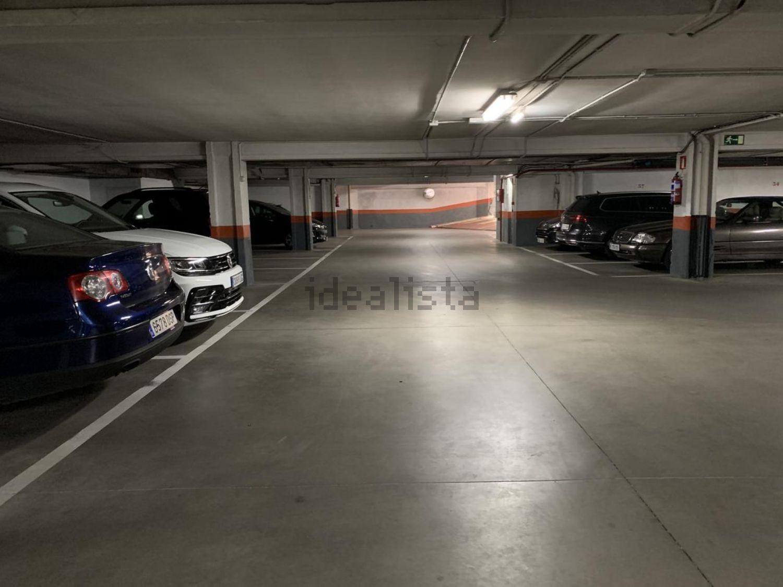 Imagen Plaza de parking de piso en calle Julio Palacios, 17, La Paz, Madrid