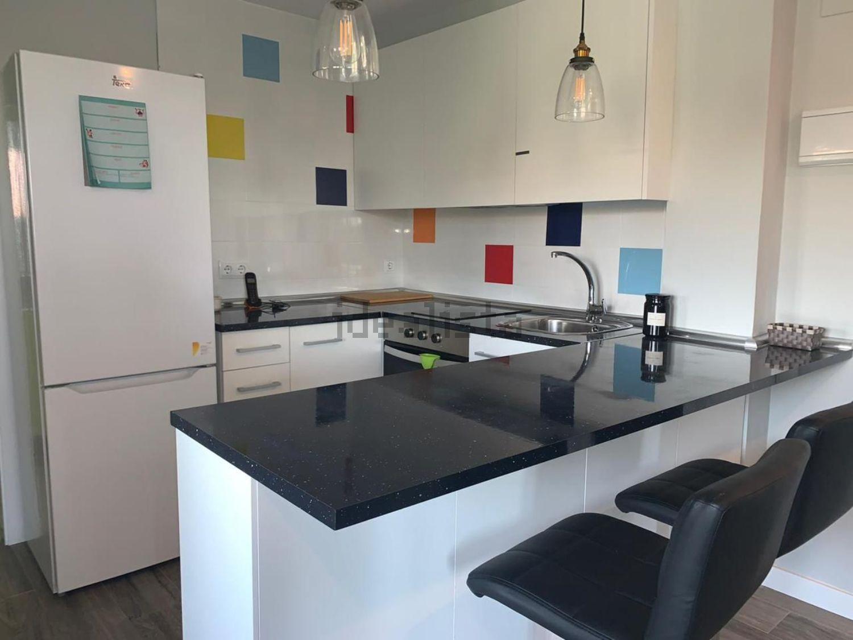 Imagen Cocina de piso en calle de Manzanares, Imperial, Madrid