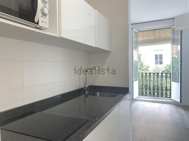 Imagen Cocina de piso en paseo de las Acacias, 9, Acacias, Madrid
