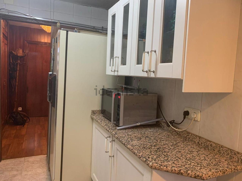 Imagen Cocina de piso en calle San Graciano, Moscardó, Madrid