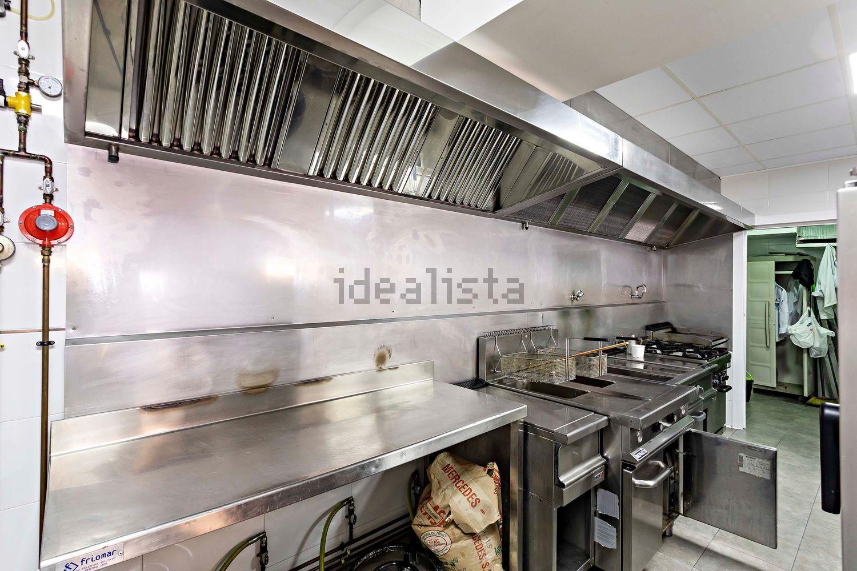 Imagen Cocina de local en paseo Marítimo, 247, Las Marinas, Vera