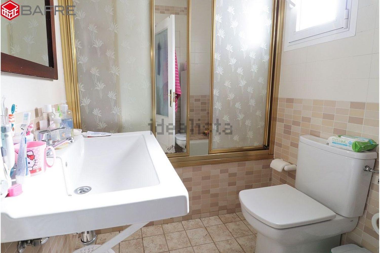 图像浴室地板在布拉沃穆里略,Cuatro Caminos,马德里的街道