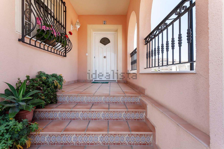 Imagen Escalera de  chalet adosado en calle Antonio Machado, 2, Turre