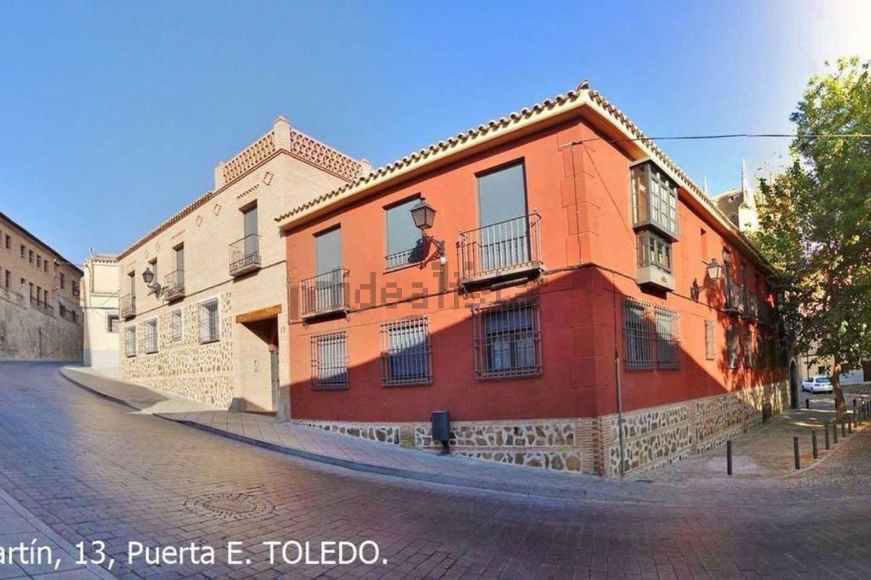 Imagen Vistas de piso en  Bajada San Martín, 13, Casco Histórico, Toledo