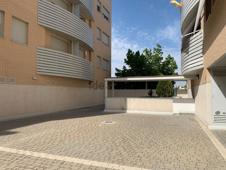 Imagen Vistas de piso en calle Tarraco, 24, La Montaña-El Cortijo, Aranjuez