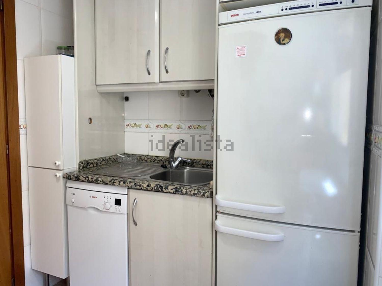 Imagen Cocina de piso en calle Capitán Salazar Martínez, 5, Lavapiés-Embajadores, Madrid