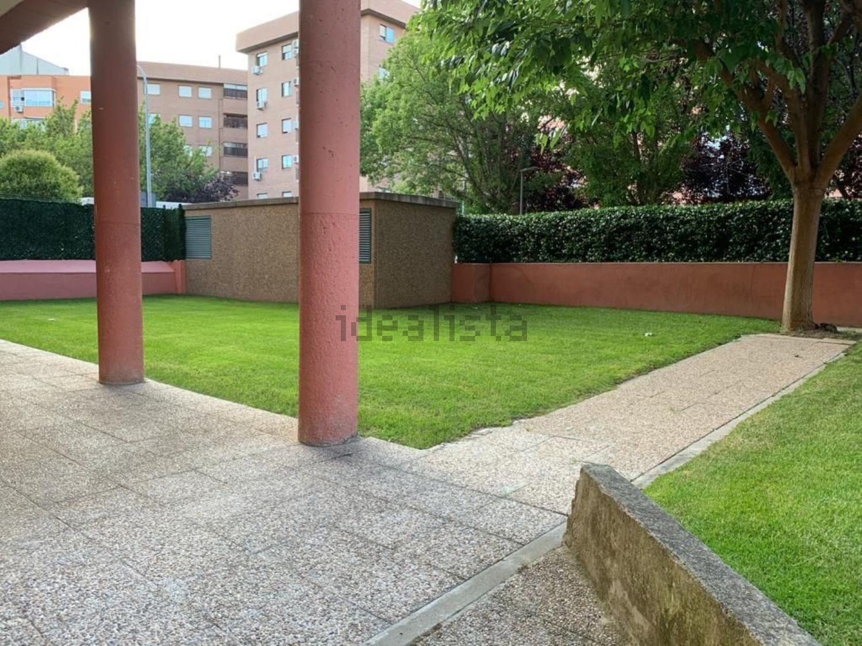Imagen Jardín de piso en avenida Cristóbal Colón, 13, Noreste, Torrejón de Ardoz
