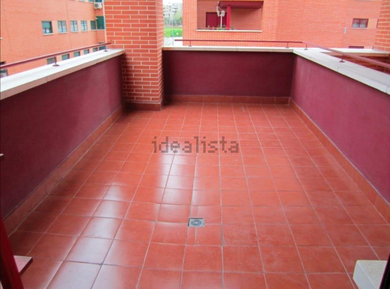 Imagen Terraza de piso en calle Pilar Soler, 5 -1, El Bercial, Getafe