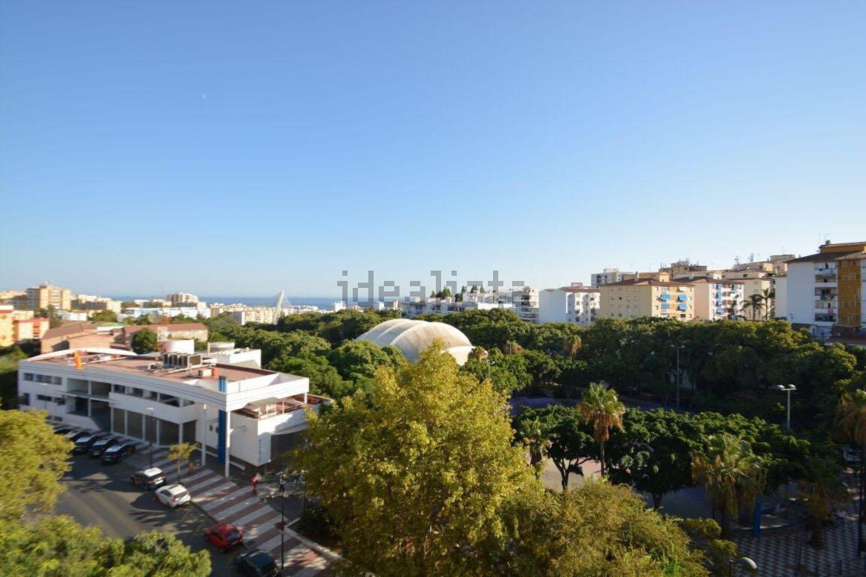 Imagen Vistas de piso en avenida Arias de Velasco, 58, La Patera, Marbella