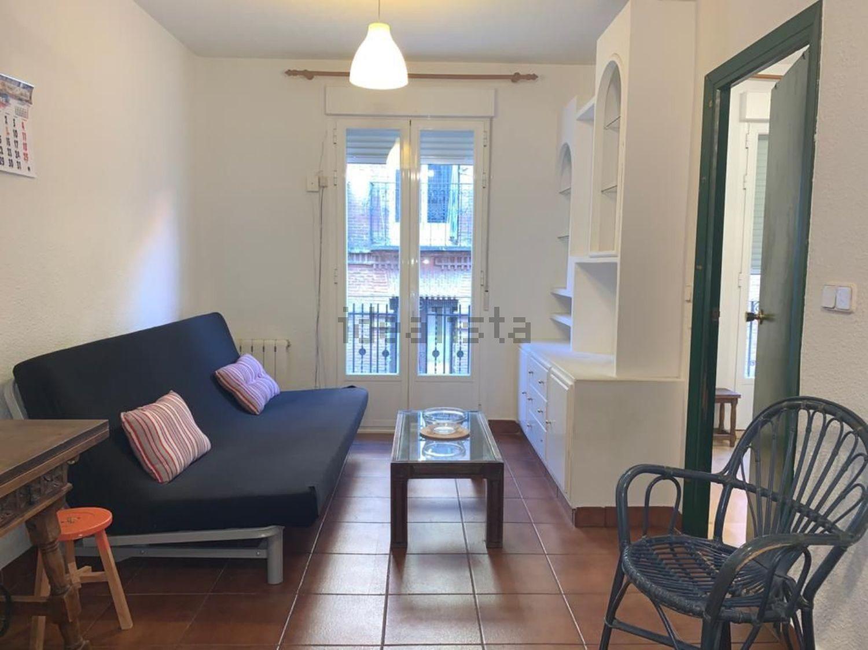 Imagen Salón de piso en calle del Ventorrillo, 10, Lavapiés-Embajadores, Madrid