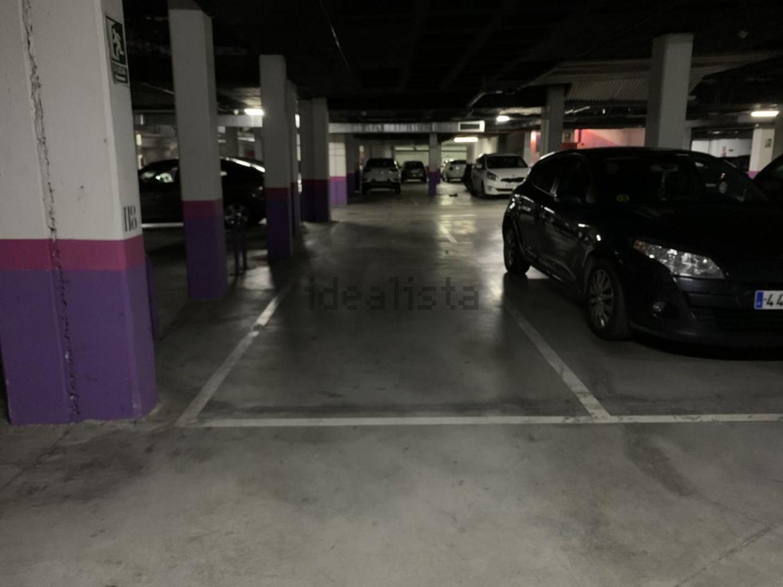 Imagen Plaza de parking de piso en calle Pilar Soler, 5 -1, El Bercial, Getafe