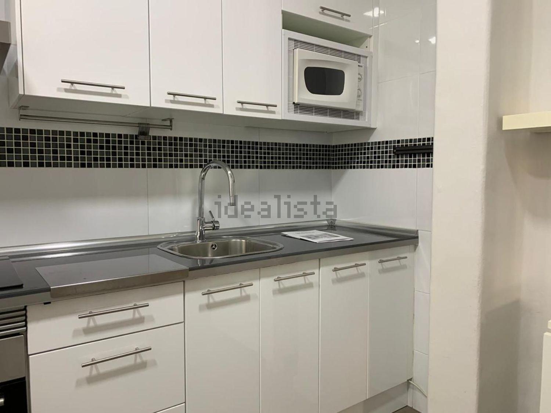 Imagen Cocina de piso en calle del General Ricardos, 69, Opañel, Madrid