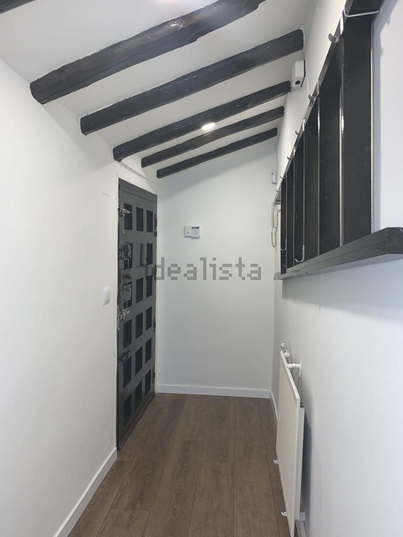 Imagen Pasillo de piso en calle del Humilladero, 12, Palacio, Madrid