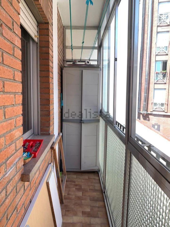 Imagen Terraza de piso en calle Capitán Salazar Martínez, 5, Lavapiés-Embajadores, Madrid