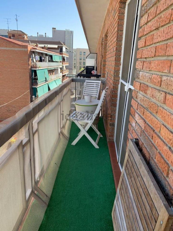 Imagen Terraza de piso en calle Caunedo, 46, Simancas, Madrid
