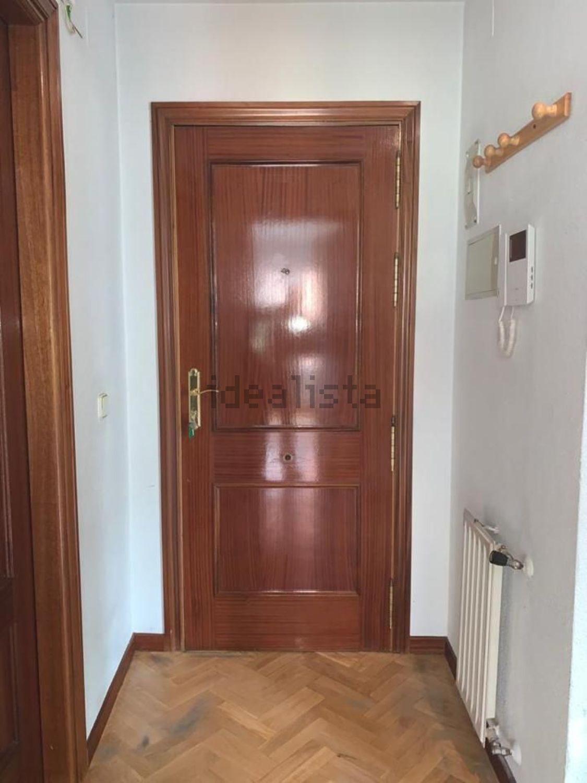 Imagen Pasillo de piso en calle de Vital Aza, 35, Pueblo Nuevo, Madrid