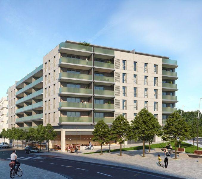 Edificio Eco 1 – Cuarte Verde , Don piso aragon, Cuarte de Huerva ...