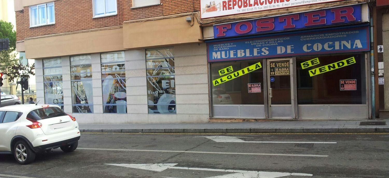 Alquiler de local en ronda Santa Ana, 8, Casco Antiguo, Zamora
