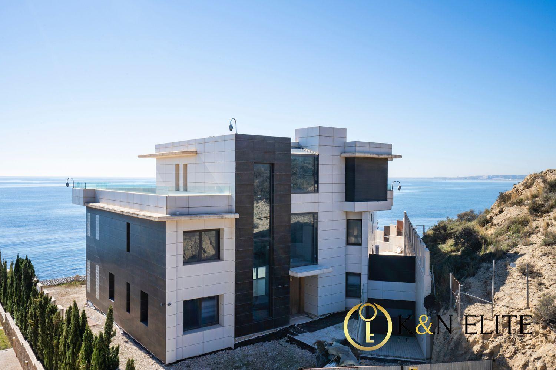 Imagen Fachada de  casa o chalet independiente en calle catamarán, Cabo de las Huertas, Alicante / Alacant
