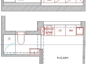 Plan Studio 20m2 Trendy Plan Amenagement Studio M Design La Maison