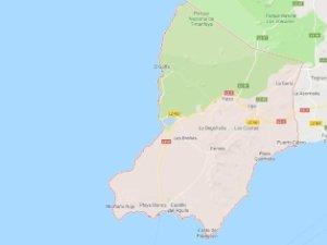 Map Of Spain Lanzarote.6 Properties For Sale Yaiza Pueblo Lanzarote Yaiza Spain Land