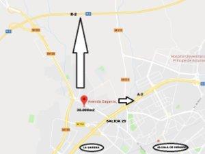 Barrio Venecia Alcala De Henares Mapa.Terrenos En Alcala De Henares Madrid Idealista