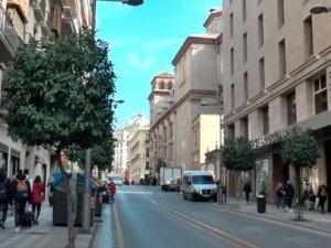 Calle recogidas 51 granada