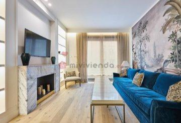 Casas Y Pisos Con Terraza En Goya Madrid Idealista