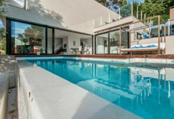 Casas Y Pisos Con Piscina En Barcelona Idealista - Habitaciones-con-piscina-dentro